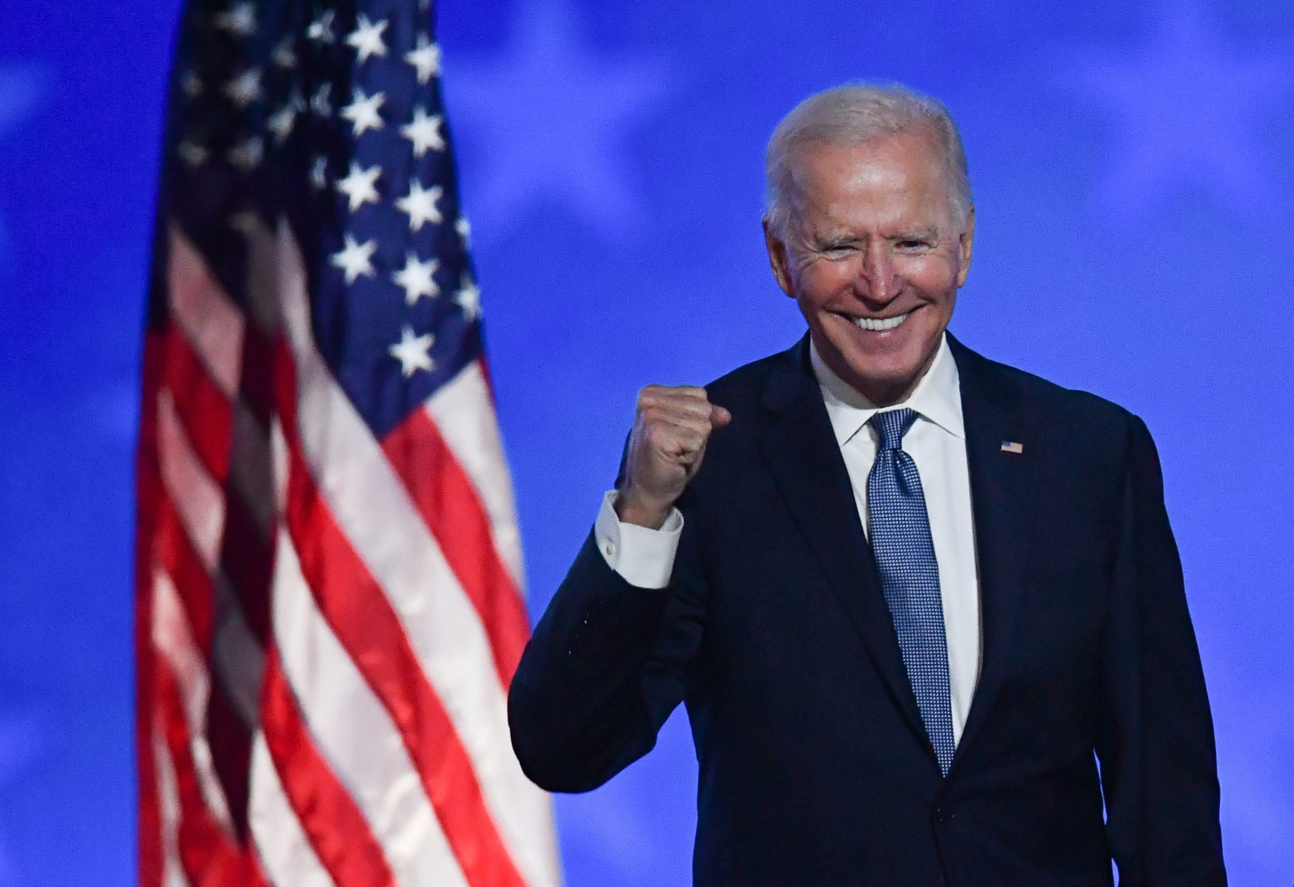 What does the Biden win mean?