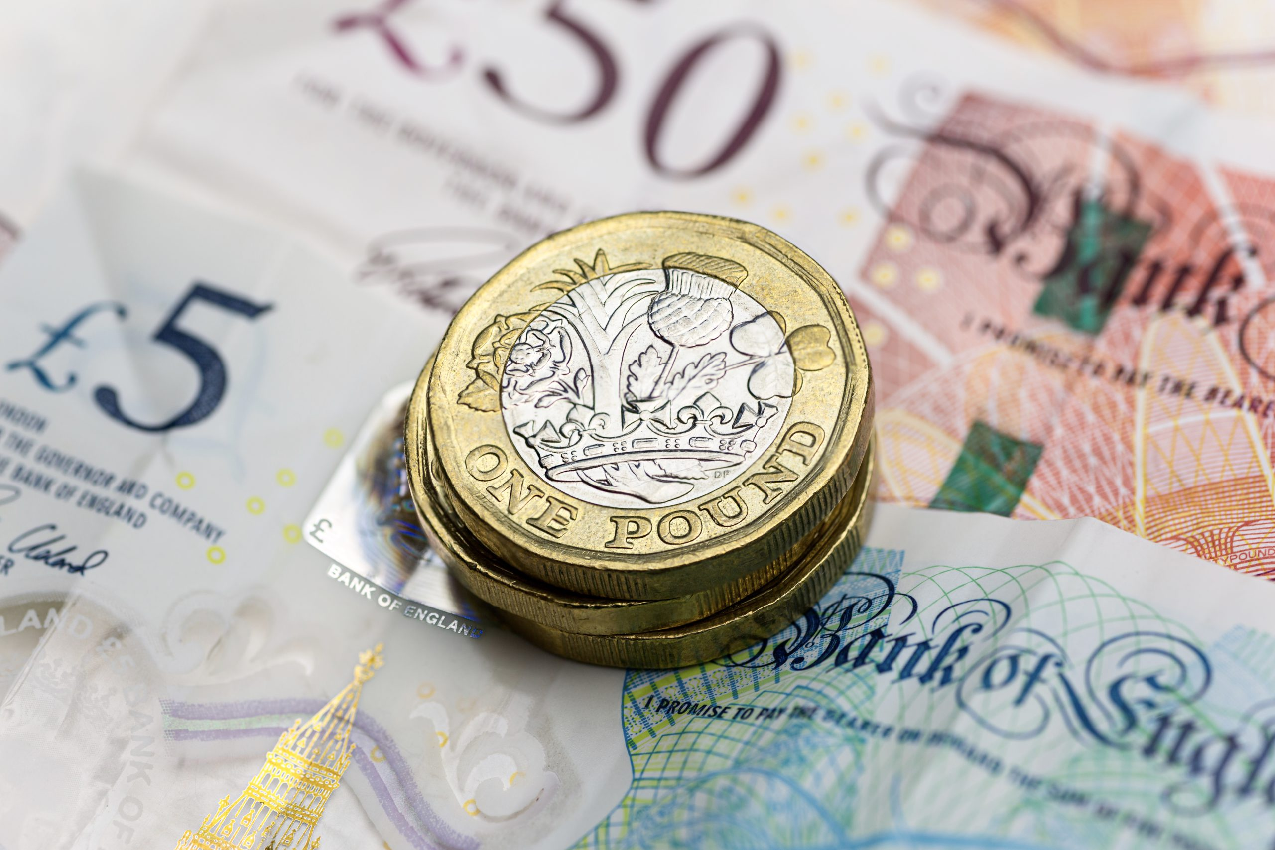 14/05 – Sterling holds on as US retail sales in focus today