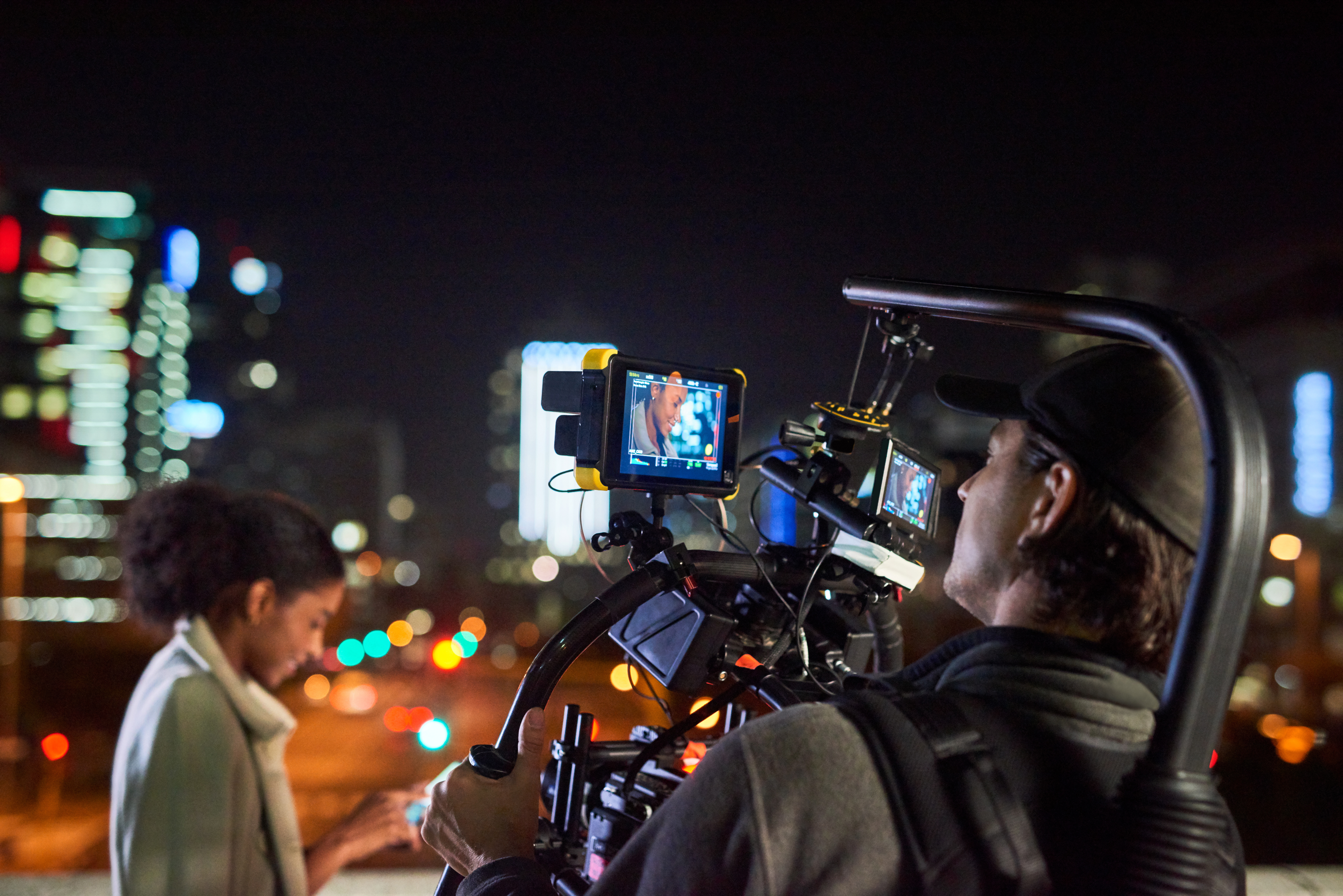 Managing expenses for film and television productions
